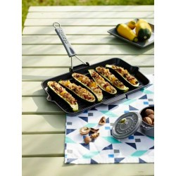 GRILL EN FONTE RECTANGLE
